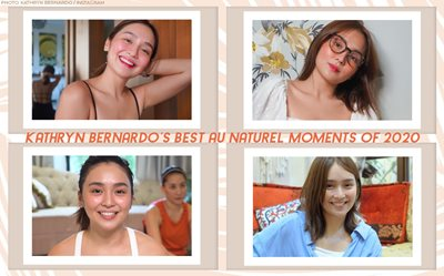 PHOTOS: Kathryn's freshest moments at home while on lockdown