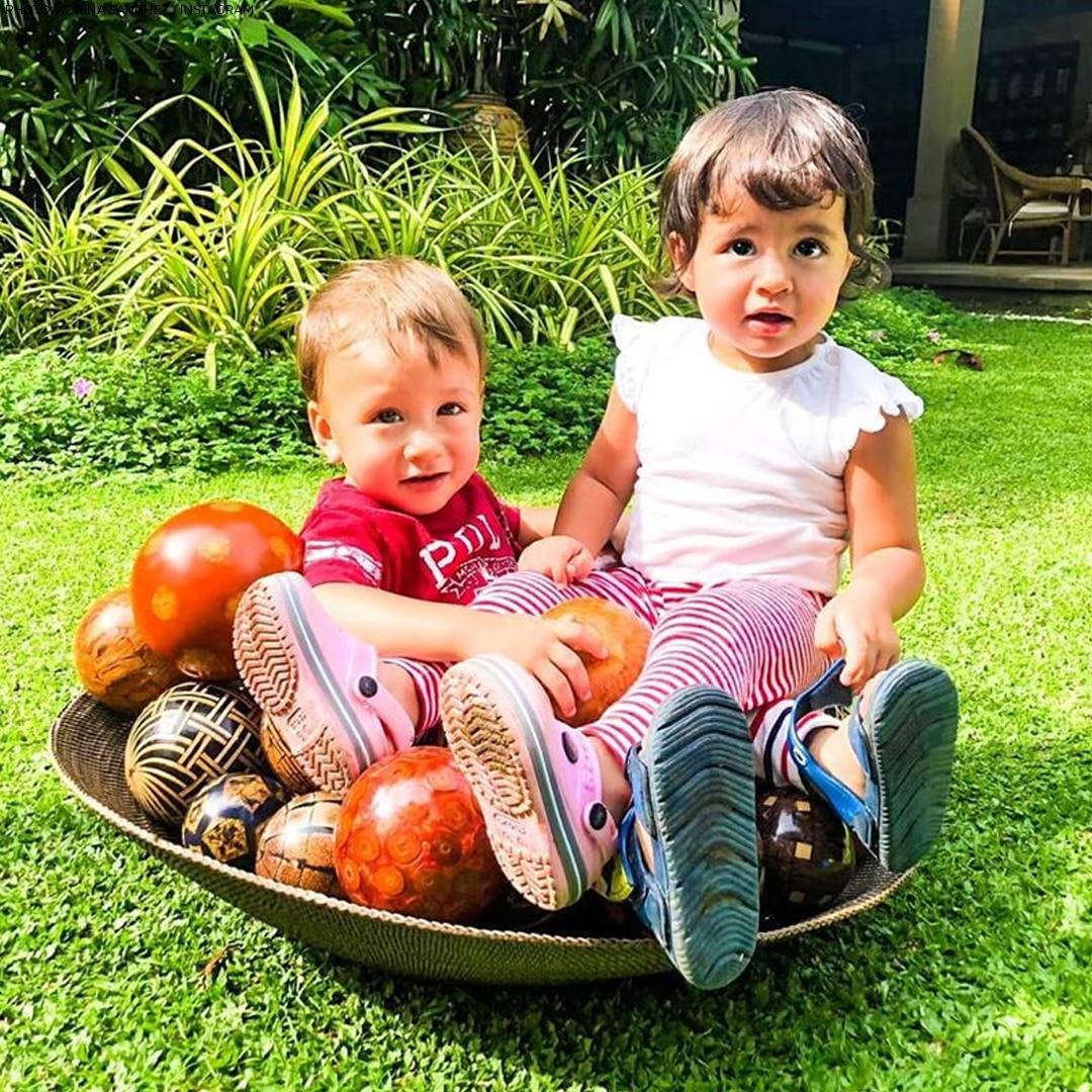 Pepe and Pilar Sanchez Roxas