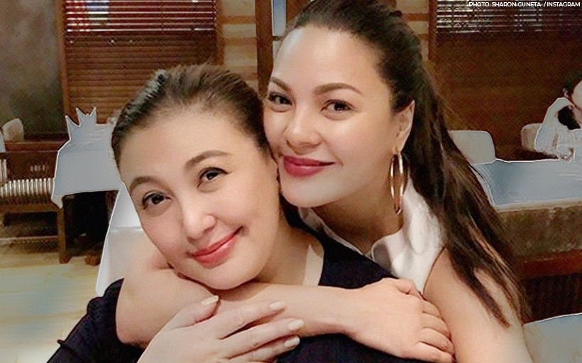 Sharon Cuneta reminds daughter KC Concepcion: 'You are not alone'