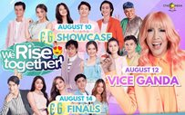 This Week on 'We Rise Together': 'G4G' competition kicks off, Vice talks about the Vice Ganda Network + more!