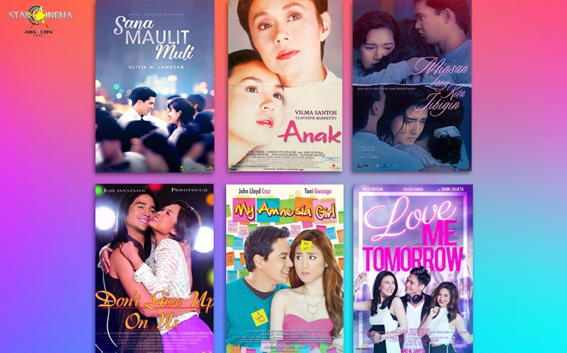 6 Star Cinema movies you can watch on iTunes!