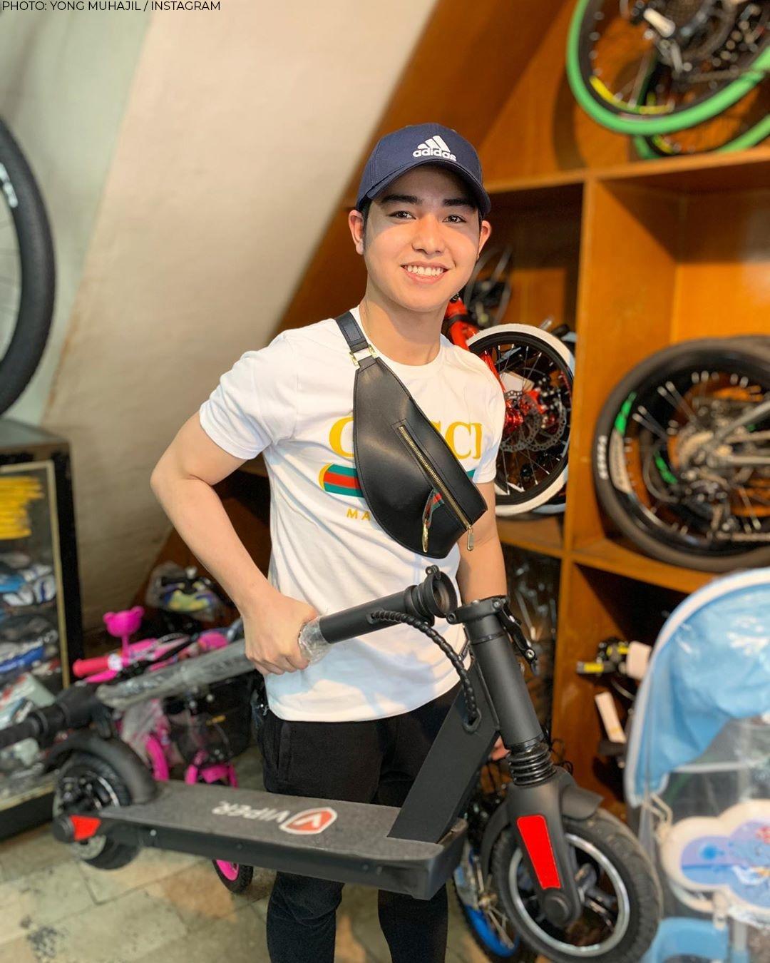 Yong Muhajil of 'Pinoy Big Brother Lucky 7'