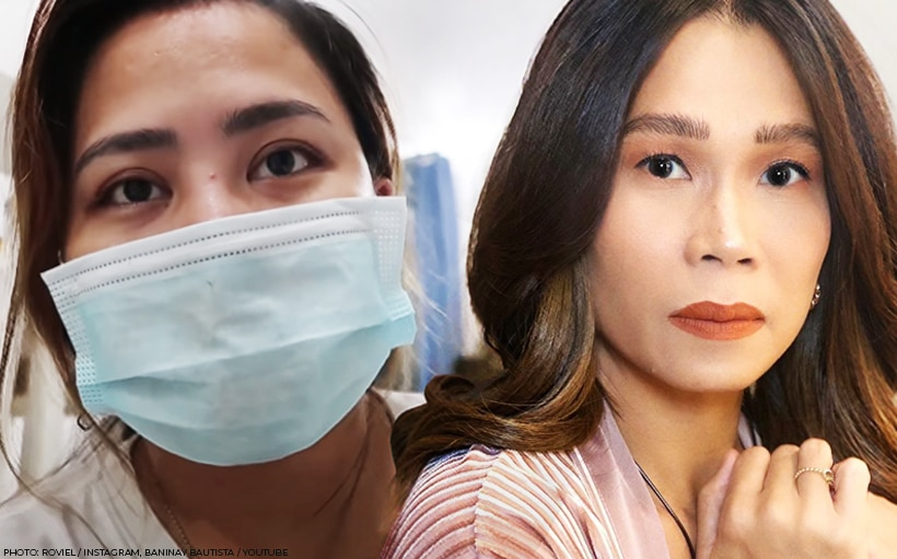 Baninay apologizes to Pokwang for causing fear due to misleading vlog title