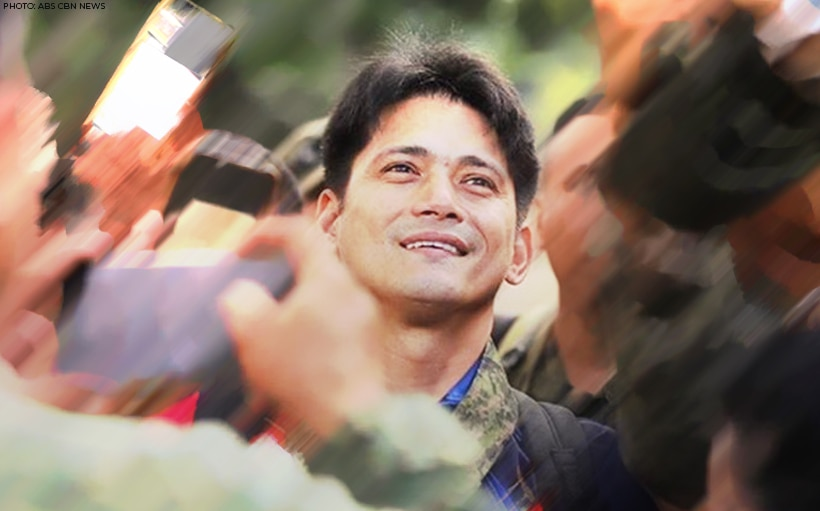 Robin Padilla, to lead the Philippine Army's Strategic Communication Committee