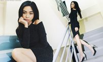 Maymay Entrata stuns in 'fire exit' pictorial