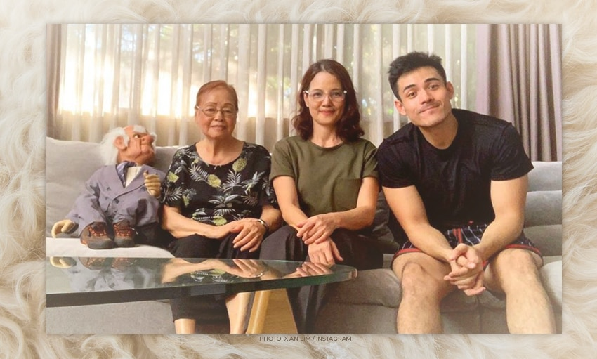 Xian Lim opens up about his grandmother's mastectomy