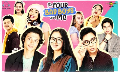 LISTEN TO LOVE: 'The Four Bad Boys and Me' Episode 1!