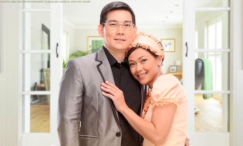 Jodi Sta. Maria, Richard Yap reminisce about 'Be Careful with My Heart' in a virtual reunion!