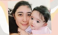 This photo of Dani Barretto and Baby Millie is proof that they really are 'twins'