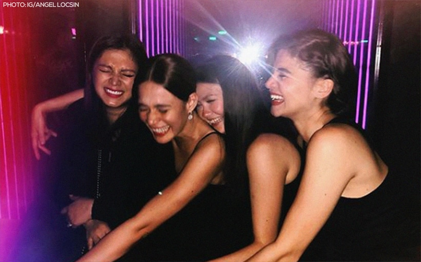 LOOK: Angel Locsin names her pet chicks after Anne Curtis, Angelica Panganiban, and Bea Alonzo