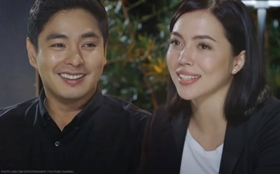WATCH: Coco Martin, Julia Montes explain why they're nervous to work with each other again