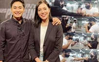 WATCH: Coco Martin, Julia Montes in stunt training together