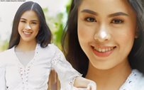 WATCH: Kisses Delavin shows strut as Miss Universe Philippines candidate