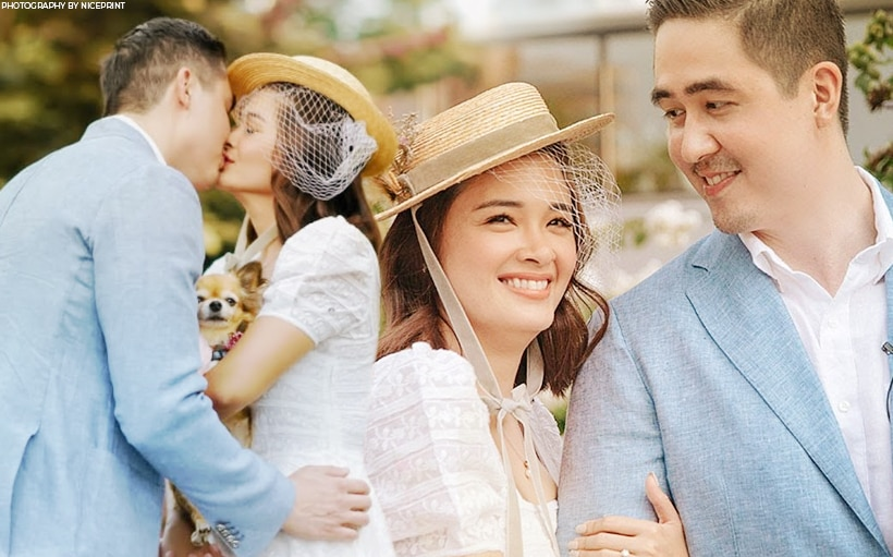WATCH: Raw, candid emotions captured in Yam Concepcion's wedding video