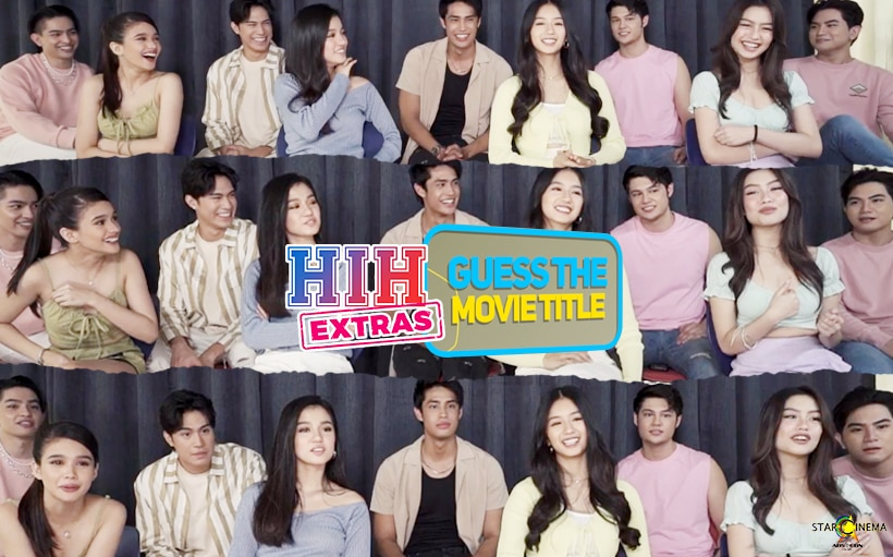 WATCH: 'He's Into Her' stars determine which roles they'd play in a horror movie