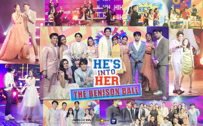 EXCLUSIVE: All the kilig and fun at the 'He's Into Her: The Benison Ball'
