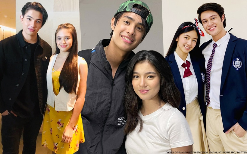 Here's why DonBelle, KaoRhys, and CrizJo's chemistry seem so effortless