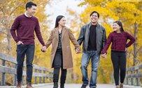 LOOK: Darren Espanto reunites with family in Canada
