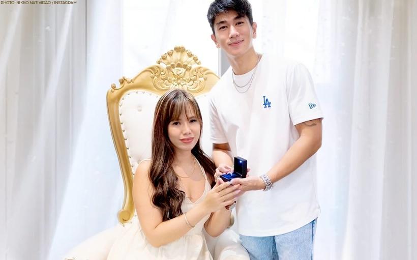 Hashtags member Nikko Natividad engaged to long-time partner