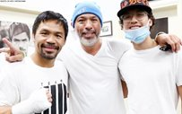 WATCH: Jo Koy visits Manny Pacquiao in Los Angeles