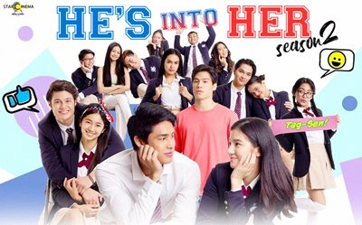'New faces coming in': What you can expect in Season 2 of 'He's Into Her'