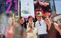 LOOK: Yam Concepcion's latest ad makes it to Times Square, New York