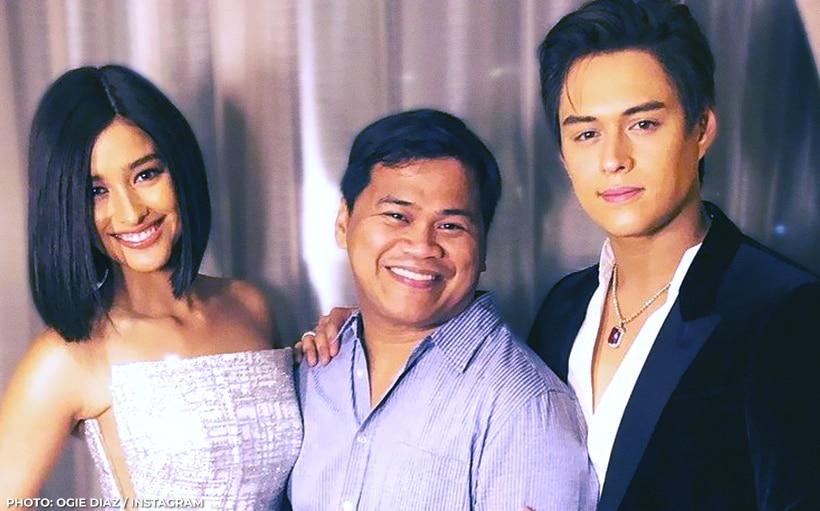 Ogie Diaz shares convo with Liza Soberano over rumored 'secret wedding' to Enrique Gil