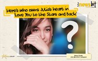 Here's who owns Julia's heart in 'Love You to the Stars and Back'