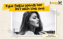 Kylie Padilla spends her 24/7 with this one