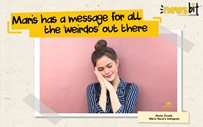 Maris has a message for all the 'weirdos' out there
