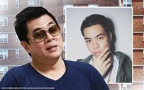 Randy Santiago, wife keep faith despite son's passing