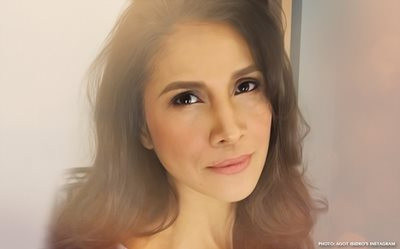 Agot Isidro retorts to a 'fake' news written about her