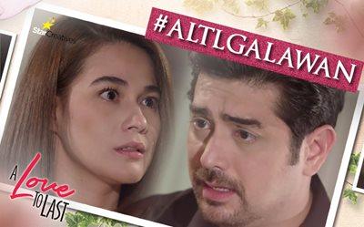 #ALTLGalawan Recap: TonDeng fight :(