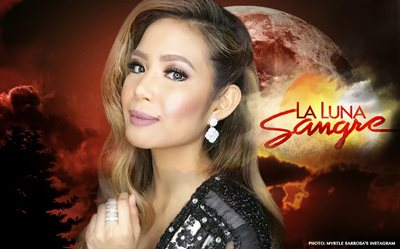 'La Luna Sangre' stint a dream come true for Myrtle and here's why!