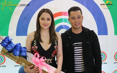 Jessa Zaragoza and Dingdong Avanzado sign record and concert deal with Star Music