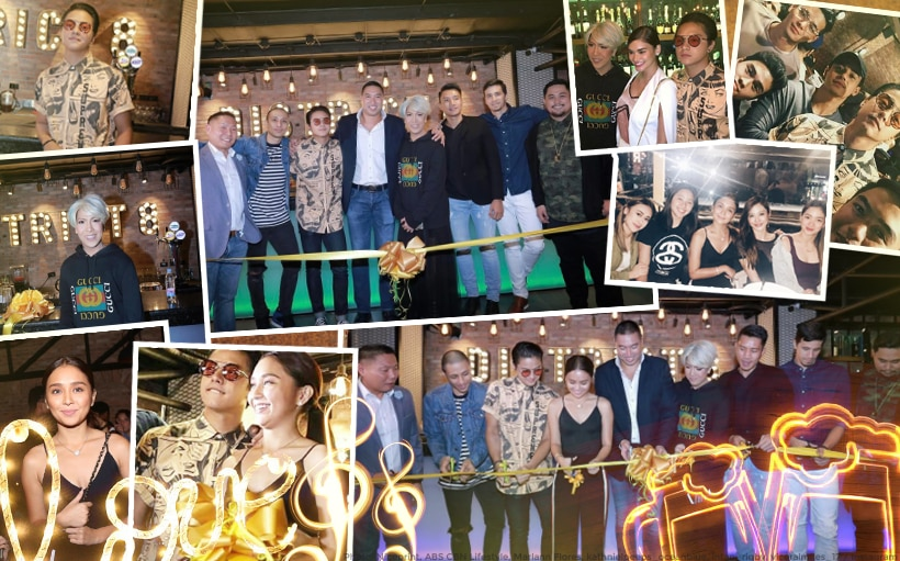 Vice, Daniel lead new business' grand opening