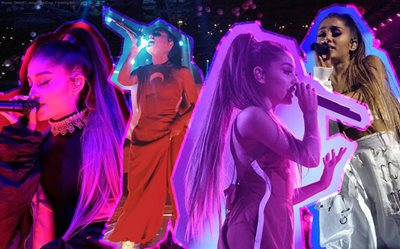 Nadine, Heaven, Andrea + more spotted at Ariana Grande's MNL concert