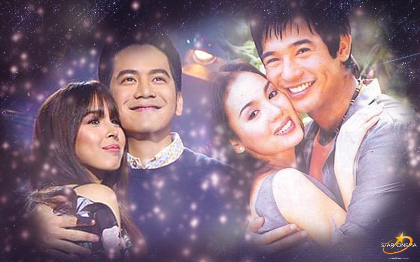Gary Valenciano On Jim Paredes Video Scandal It S Not: How JoshLia Feels About 'next Rico-Claudine' Tag