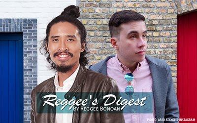 REGGEE'S DIGEST: Arjo Atayde, nagbigay-pugay kay Pepe Herrera