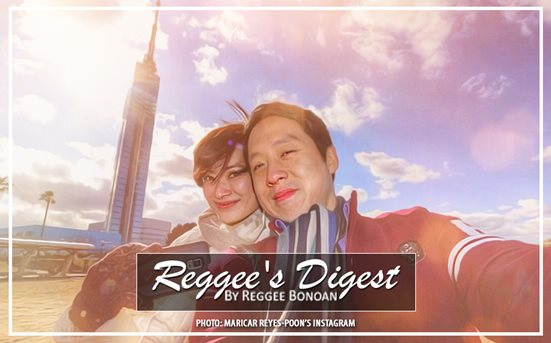 REGGEE'S DIGEST: Richard and Maricar to release book on marriage