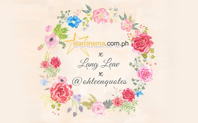starcinema.com.ph brings on more feels with Lang Leav collab
