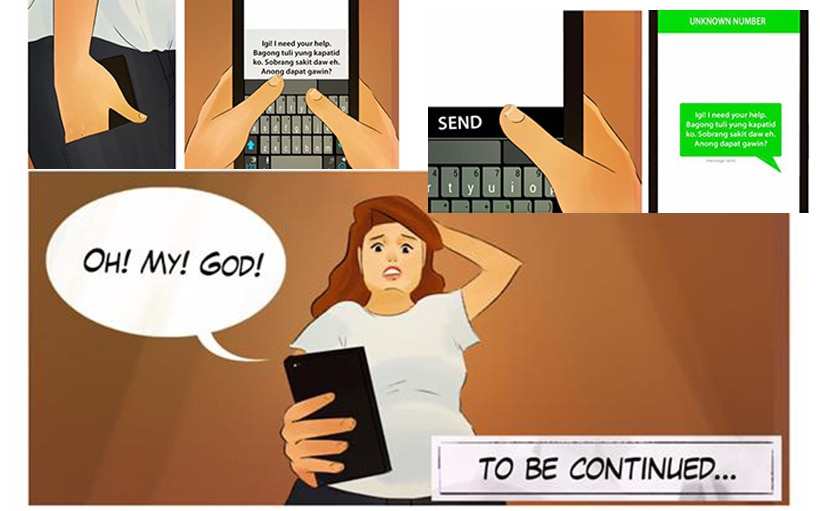 'Vince and Kath' Online Comics: Chapter 3