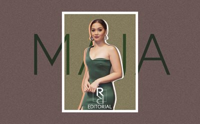 #ReelxRealEditorial: Emerald dreams with Maja Salvador
