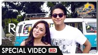 [EXCLUSIVE] Kathryn and Daniel for ReelxReal