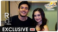 Reel/Real Exclusive: Xian & Coleen share the best tips on healing a broken heart + more!