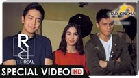 Ronnie, Joshua, and Julia invite you to a ReelxReal experience