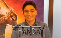 'Ang Panday' press conference with Coco Martin