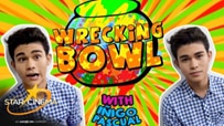 Part 1: Inigo Pascual answers questions from the Wrecking Bowl