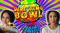 Part 1: Julia Barretto answers questions from the Wrecking Bowl