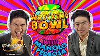 Part 1: Manolo Pedrosa answers questions from the Wrecking Bowl